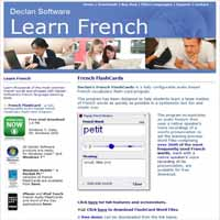 Declan Software Learn French image