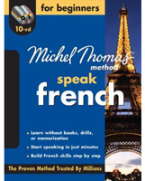Michel Thomas: French for Beginners image