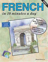 French in 10 Minutes a day (Kristine K. Kershul) image