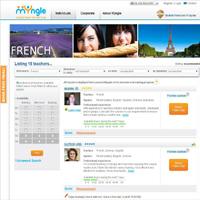 Myngle French Teachers image