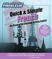Pimsleur Quick and Simple French image