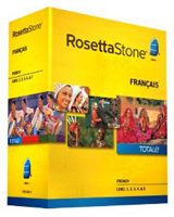 Rosetta Stone Learn French image